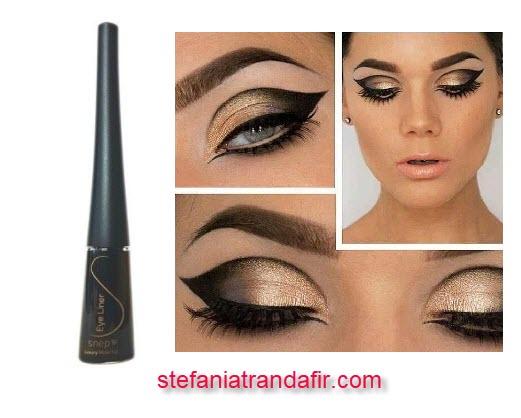 eye liner snep negru