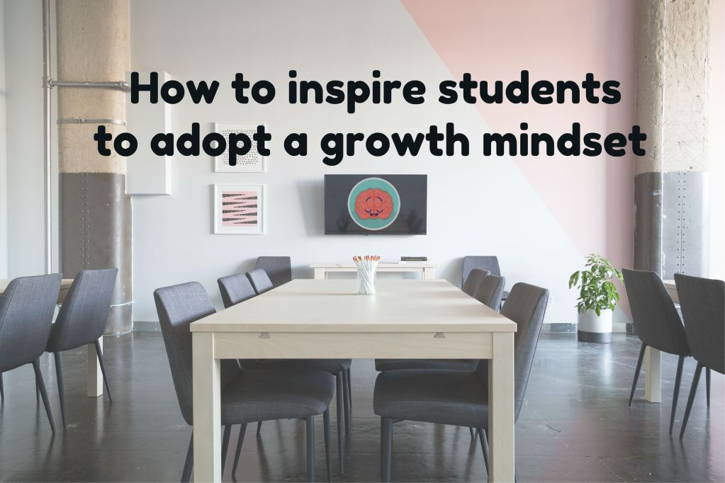 how to inspire others to adopt a growth mindset (w/ scientific explanation of mindsets get formed) Over 40K views!