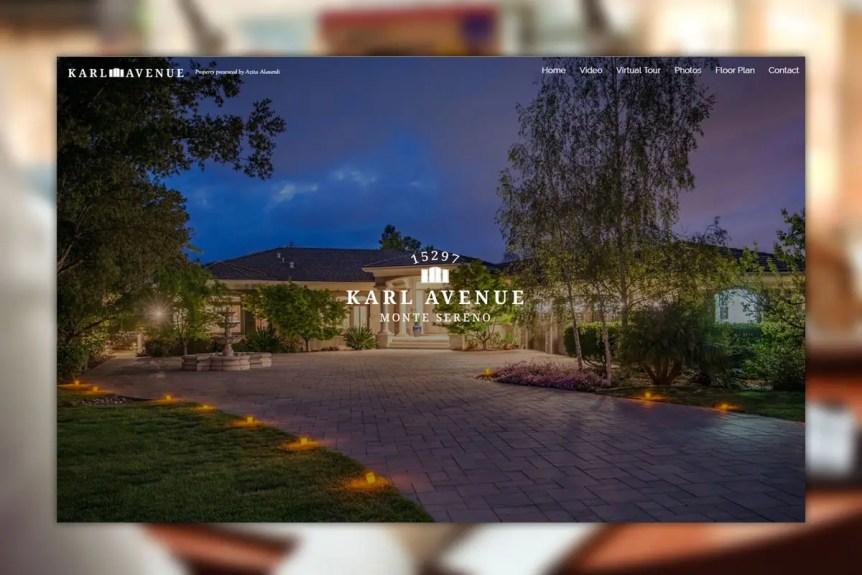 15297 Karl Avenue, Monte Sereno, CA