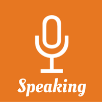Speaking flaticon