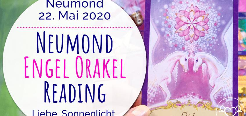 Neumond Engel Orakel Reading 22. Mai 2020: (Selbst)Liebe, Sonnenlicht & Selbstfürsorge