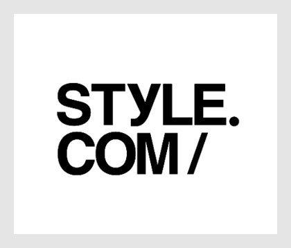 Style.com video