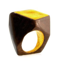 Before Sunrise Rosewood Ring
