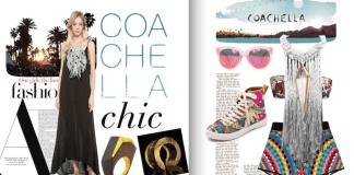 Coachella Chic With Stefanie Phan