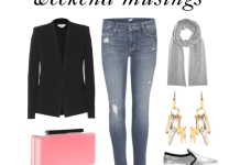 weekend musings fashion edit