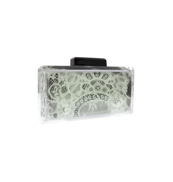 1_Only In The Dark Glow In The Dark Acrylic Clutch Purse_main