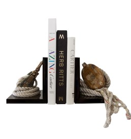 Admiralty Vintage Nautical Book Ends