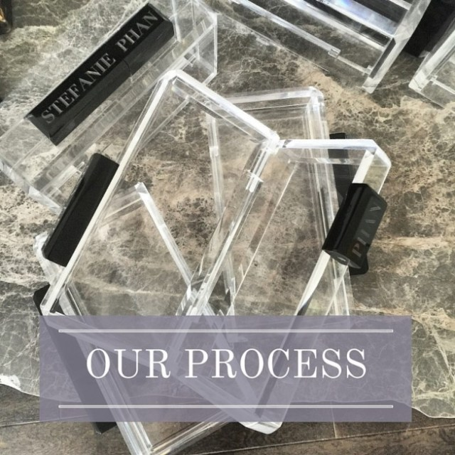 OUR PROCESS