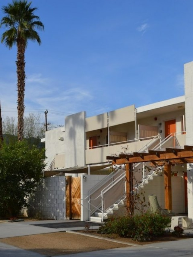 """Touted as the """"Summer Camp for adults,"""" Ace Hotel & Swim Club, Palm Springs"""