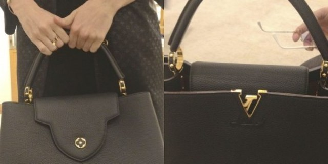 A Bag WIth Two Faces, Louis Vuitton Prefall 2013