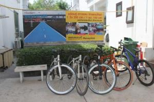 Fahrrad mieten am Flughafen Bangkok
