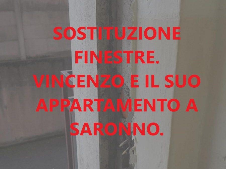 Vincenzo e le sue nuove finestre: Un altro cliente soddisfatto
