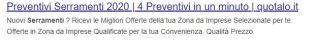 preventivi serramenti saronno