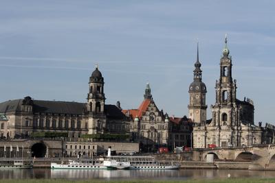 Dresden am 17. Mai 2009 (morgens)