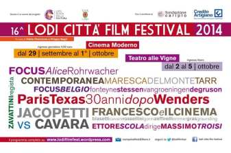 Lodi Film Festival, 2014