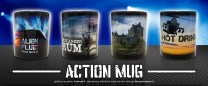Action Mug - ispirate al cinema d'azione