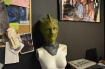 Doctor Who Experience - Cardiff Bay - Maschera di alieno