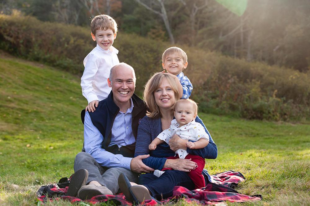 Western Mass Family Photographer