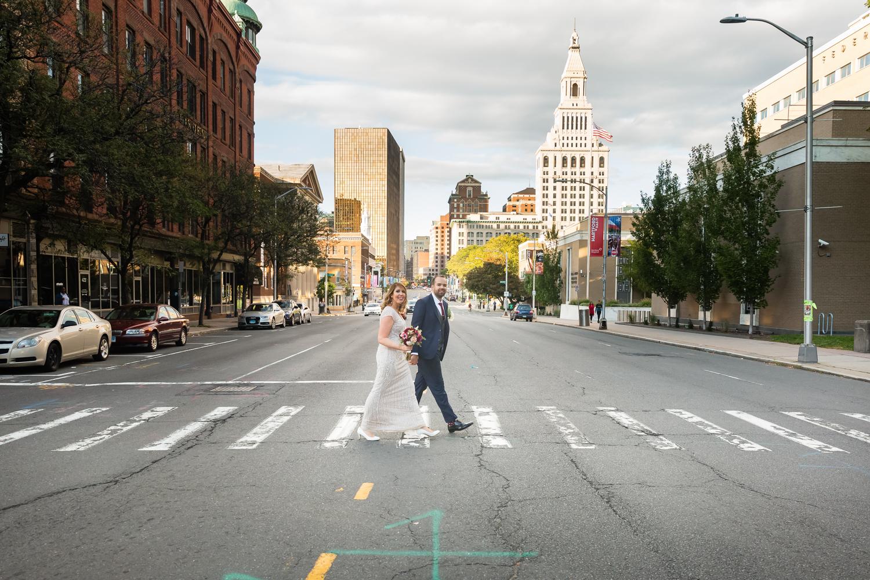 Hartford CT Wedding Photographer Republic at the Linden