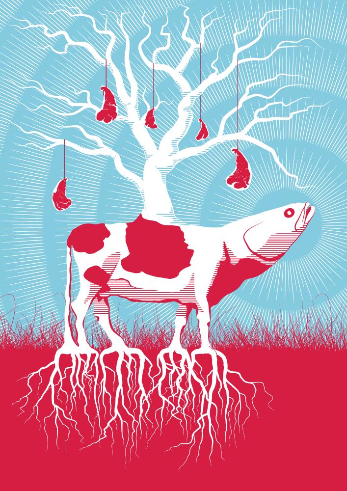 Pescetarian Poster