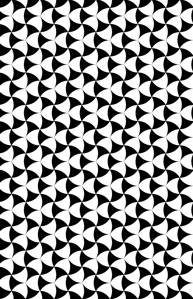 Pattern design for Ibor Yoga, yoga teacher in London, UK