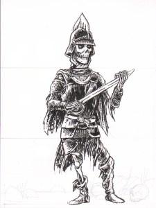 skeleton IV
