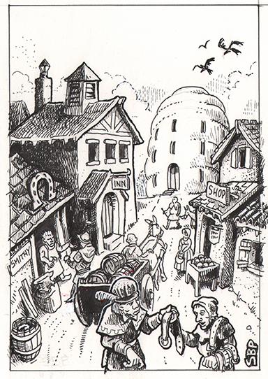 strange bedfellows market village