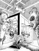 p16 apoc ark death of robot