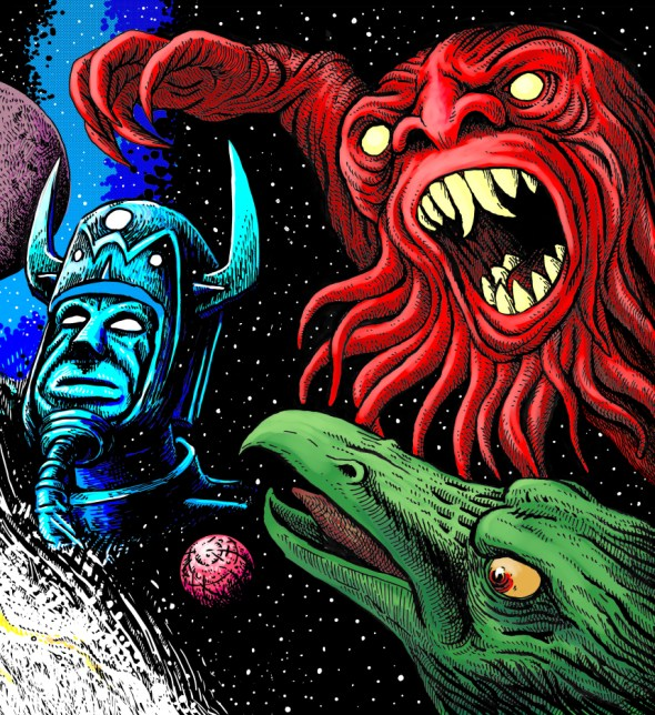 space fiends