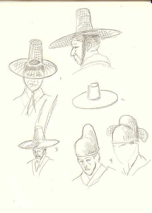 korean hats05