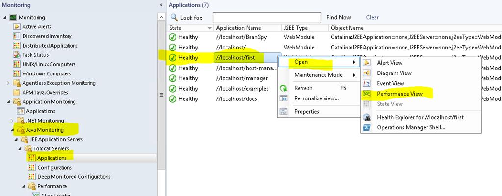 SCOM 2012 R2 Java APM – MP Installation and Configuration (Part 3
