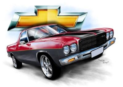 car art, automotive art, car drawings, cartoon car art,