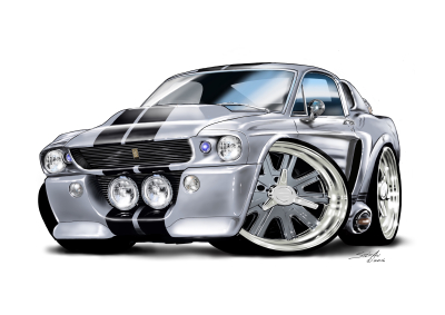 shelby gt 500,