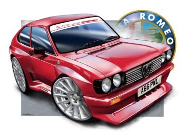 Alfa Romeo Alfasud GTA