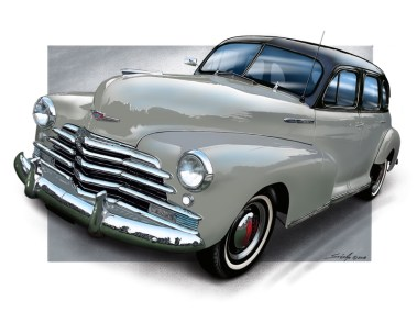 Chevy Fleetmaster