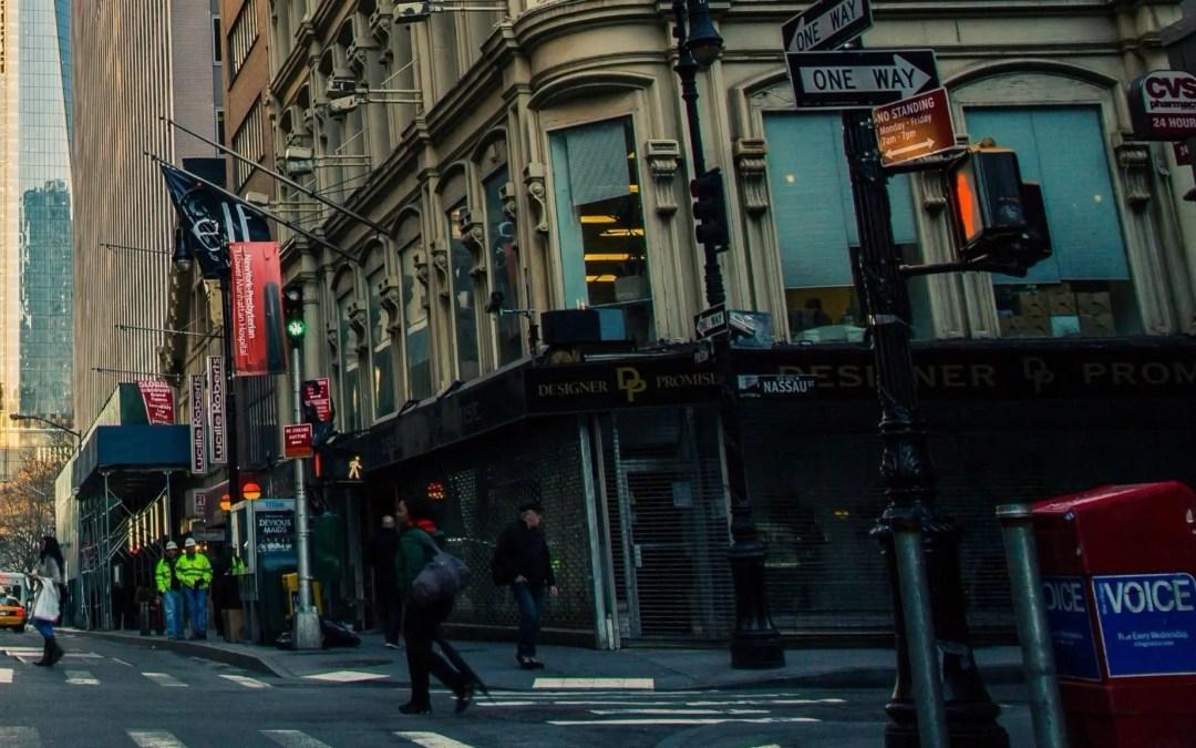 New York is een droom