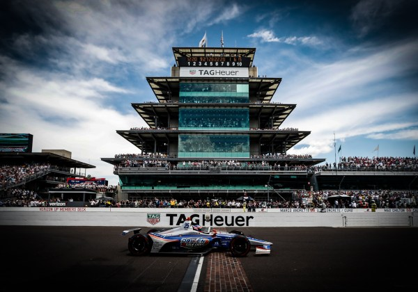 Stefan Wilson Stars in Return to Indianapolis 500