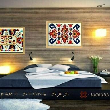 картини и пана, декоративни панели за стена, домашен интериор картини шевици, български символи, модерни картини