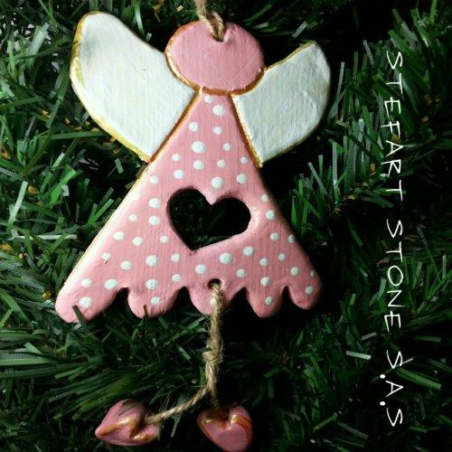 украса за дома, декорация за дома, подаръци, керамични изделия, керамично ангелче, играчки