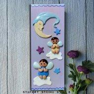 Картина за детска стая Сладки сънища