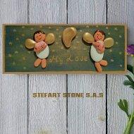 Картина за детска стая My Love