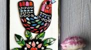 Картина Гиздавото Пиле 2