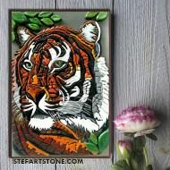 картина за стена Тигър