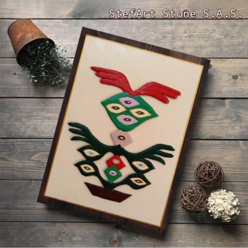 пано декоративно чипровски мотив български традиции символи знаци