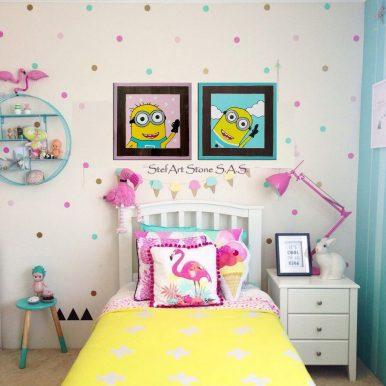 детска картина, детско пано, за стена, детски картини онлайн, картини, детска стая, момченце, момченца, момче, арт, картина, стена, стая, декорация, забавни, интериор, бебе, миньони, синьо