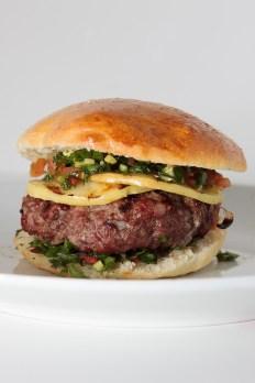 """""""Chimichurri - Burger"""" © Uwe Spitzmüller"""