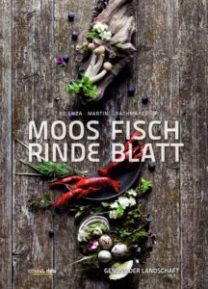Moos Fisch Rinde Blatt (1 von 1)