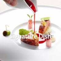 Ein Signature Dish von Jan Hartwig