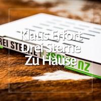 Klaus Erfort - 3 Sterne - At Home