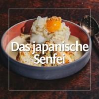 Senfei auf die japanische Art